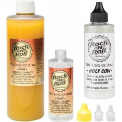 Rock'n'Roll Gold Chain Lube 480ml + Holy Cow 120ml Rocklube