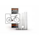 Bikeshield Kurbelschutz Kurbelarm Schutzfolie SportsCover