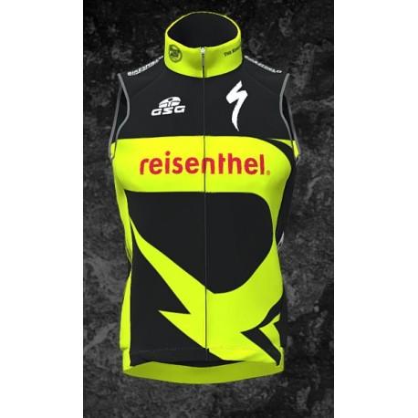 Team Rocklube replica Breeze vest superlight rainproof