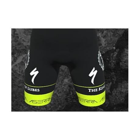 Team Rocklube replica BIB shorts kids